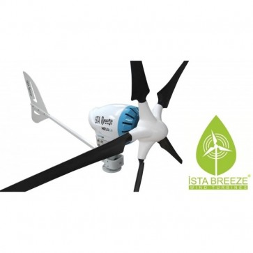Větrná turbína Ista Breeze Heli 2.0 kW 48V off grid větrná turbína