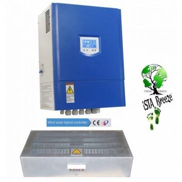 Hybridní regulátor IstaBreeze® 24V 1.5Kw