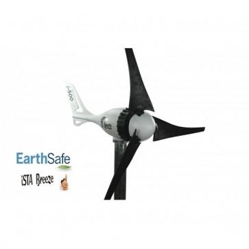 Větrná turbína - větrná elektrárna i500W plus 12V -černá Ista Breeze