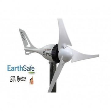 Větrná turbína - větrná elektrárna i500W plus 12V -bílá Ista Breeze