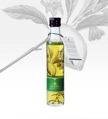 Pečující sprchový olej VITALE pro Elixator douche WOLF - 235 ml vitalita - z rozmarýnu, citrusu, jojoby a citrónové trávy