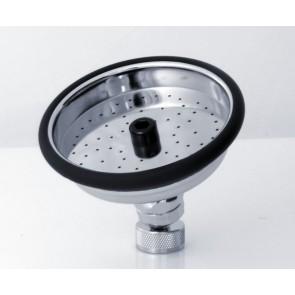 Kloubová sprchová hlava XL BUBBLE RAIN® - Úsporná perlivá antibakteriální sprcha
