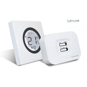 Digitální bezdrátový termostat SALUS ST620RF pro centrální vytápění