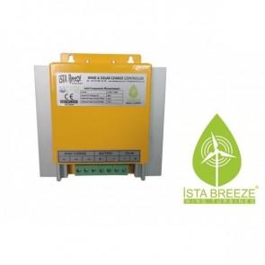 Hybridní regulátor nabíjení 1000W / 48V + solární PV připojení