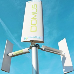Vertikální větrná turbína MAKEMU DOMUS 500 W