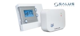 Úsporné termostaty Salus