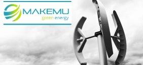 Vertikální turbíny MAKEMU